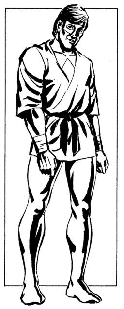 O Judoka, por Eduardo Baron