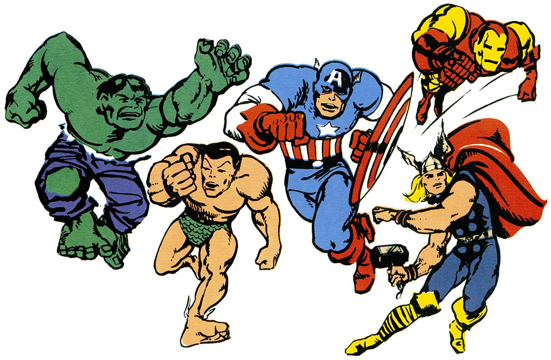 O Deus Do Trovao Um Super Heroi Shell Um Blog Em Quadrinhos