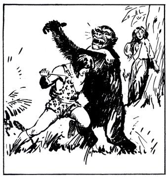 Tarzan, de Burne Hogarth