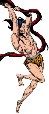 Tarzan, Joe Kubert