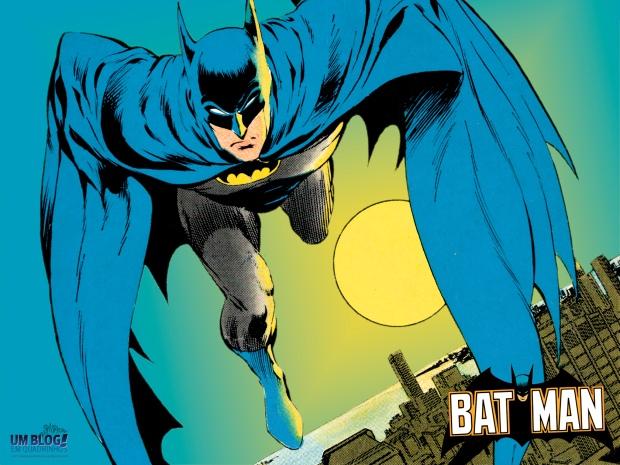 Batman 241- Desenho de Neal Adams