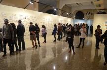 Exposição Macanudismo - abertura